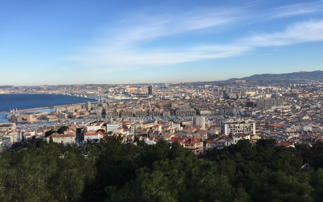 Couverture Marseille